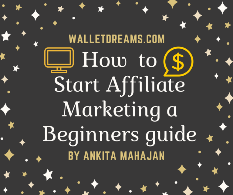 Affiliate Marketing jobs for Beginners